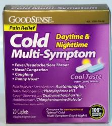 GoodSense® Cold Relief