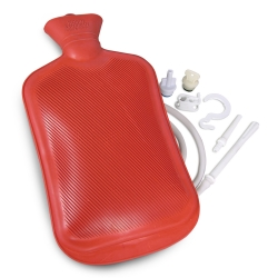 Jobar Reusable General Purose Hot Water Bottle, Large