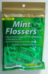 GoodSense® Mint Flosser with Pick