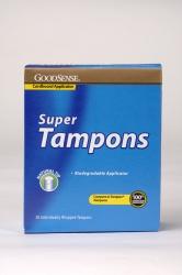 GoodSense® Tampons