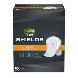 Depend® Guards for Men Bladder Control Pad