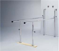Fabrication Wall Mounted Parallel Bars