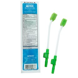 Toothette® Single Use Suction Swab System