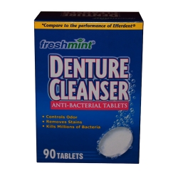 New World Imports Freshmint® Denture Cleaner