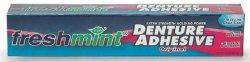 Freshmint® Denture Adhesive