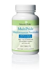 Nature's Pride™ MultiPride Mineral Formula Supplement
