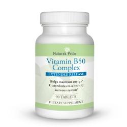 Natures Pride™ Vitamin B-50 Supplement