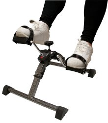CanDo® Pedal Exerciser, Preassembled, Fold-up, 11 in. L x 17 in. W x 22 in. H