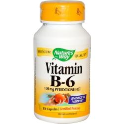 Natures Pride™ Vitamin B-6 Supplement