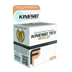 Kinesio® Tex Gold™ FP Nonsterile Kinesiology Tape, 2 Inch x 5½ Yard, Beige