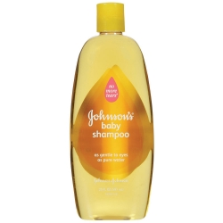 Johnson's® no more tears® Baby Shampoo