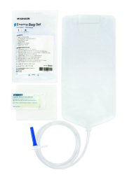 McKesson Enema Bag Set