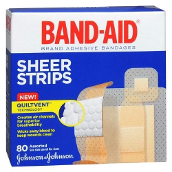 Band-Aid® Adhesive Strip
