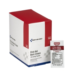 First Aid Only® Burn Relief, 144 Packets per Box