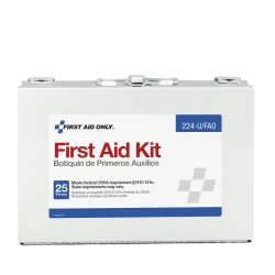 Acme First Aid Only® 25-Person, 107 Piece Bulk First Aid Kit