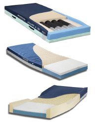 bed mattress system