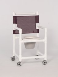 IPU Shower Chair Commode