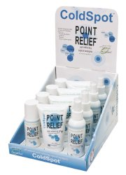 Point Relief® ColdSpot™ Retail Display