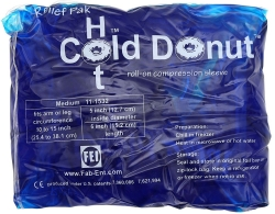 Relief Pak® Cold n' Hot™ Donut™ Hot / Cold Therapy Pack