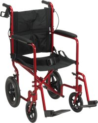 drive™ Expedition Transport Wheelchair