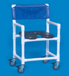 IPU Oversize Commode / Shower Chair