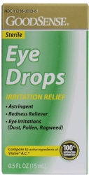 GoodSense® Lubricant Eye Drops