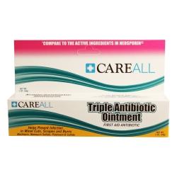 CareALL® Triple Antibiotic Ointment, 1 oz. Tube