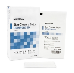 McKesson Skin Closure Reinforced Strip