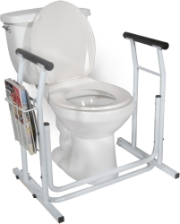 drive™ Free-standing Toilet Safety Rail