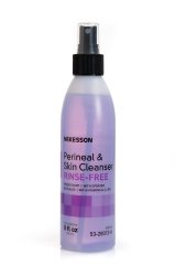 McKesson Rinse-Free Perineal Wash