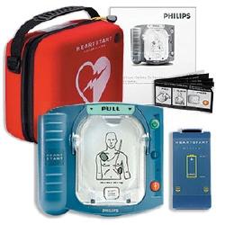 HeartStart® OnSite Automated External Defibrillator Kit