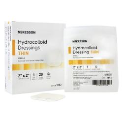 McKesson Hydrocolloid Dressing