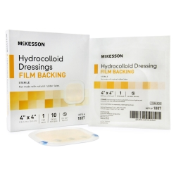 McKesson Hydrocolloid Dressing