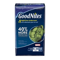KC GoodNites® Absorbent Underwear