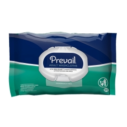 Prevail® Personal Wipe Unscented Soft Pack