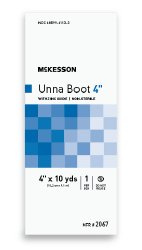 McKesson Unna Boot