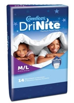 Comfees® DriNite® Juniors Absorbent Underwear