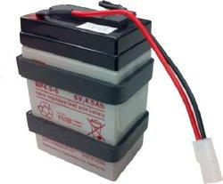 R & D Batteries 6039
