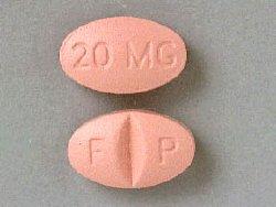 Forte Pharmaceutical 00456402001