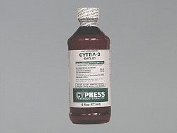 Cypress Pharmaceutical 60258000216