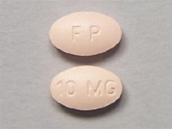 Forte Pharmaceutical 00456401001