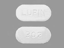 Lupin Pharmaceuticals 68180030260
