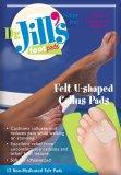 Dr. Jill's Foot Pads Inc 1032 FELT U PADS