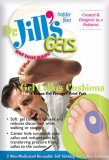 Dr. Jill's Foot Pads Inc 1035 (GEL OVAL)