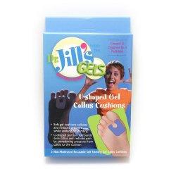 Dr. Jill's Foot Pads Inc 1036 (GEL U)
