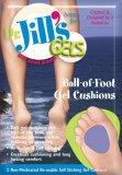 Dr. Jill's Foot Pads Inc 1037REG GEL BALL-O-FT