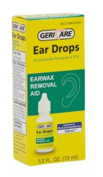 Geri-Care Earwax Removal Aid