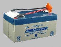 R & D Batteries 5214-P