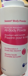 Coloplast Sween® Body Powder