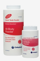 Coloplast Fordustin® Body Powder